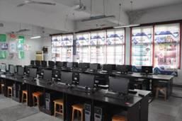 电脑绘图室